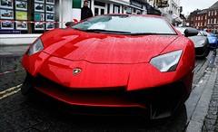 A Wet Piazza Italia for 2018 (Puckpics) Tags: lamborghini piazzaitailia piazzaitalia2018 piazzaitalia12 goodfriday horsham westsussex car supercar italian sportscar