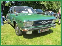 Audi 100 S, 1971 (v8dub) Tags: audi 100 s 1971 allemagne deutschland germany niedersachsen pkw voiture car wagen worldcars auto automobile automotive old oldtimer oldcar klassik classic collector osterholz scharmbeck