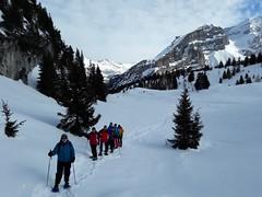 2018.02.04 - Schneeschuh-Tour