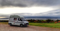 Bo'ness.. (Mike-Lee) Tags: scotland may2018 mikejill renaultcampervan campervaning bowness beecraigs chips