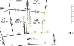 Lot 405 Lomandra Avenue, Caniaba NSW
