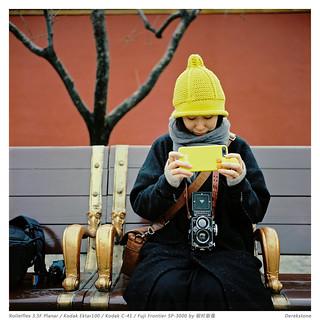 Miss.Han   A Film hobbyist