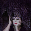 Marie Antoinette (loulou_alexander) Tags: marie antoinette powdered wig fine art photography mask off with her head france queen let them eat cake purple wisteria venetian