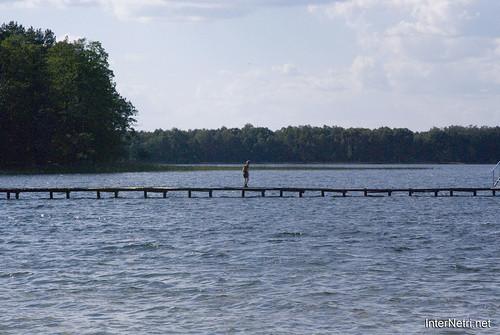 Шацький Національний Природний Парк Озеро Пісочне  МІстки InterNetri  Ukraine 152
