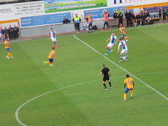 MansfieldTown-BlackburnRovers13 (lysaker) Tags: mansfieldtown blackburnrovers blackburn mansfield notts nottinghamshire football leaguecup