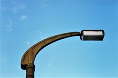IMG_20160717_0007 (wavybracket1@btinternet.com) Tags: concrete lamp post streetlighting stanton6 hednesford