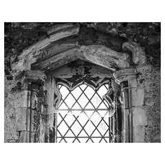 Ornamental arch (badger_beard) Tags: duxford st johns hospital chapel english heritage a505 whittlesford william de colville 13th century