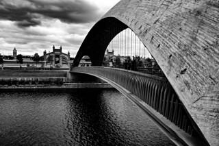 Puente sobre el Manzanares
