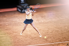 Maria! (Alessandro Giorgi Art Photography) Tags: maria sharapova tennis internazionali rome 2018 player play racket forehand balls court power d750 sport