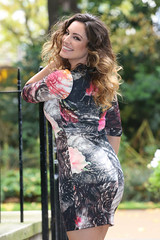 Kelly Brook presents her debut fashion collection for Simply Be (antoniusbudyono11) Tags: redcarpet arrivalsposed portrait headshot headandshoulders hs halflength eyecontact eyestocamera beauty makeup hairstyle london unitedkingdom
