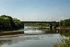 River Ribble (Gary S Bond) Tags: great britain united kingdom 2018 a65 alpha city england lancashire may north preston ribble river shabbagaz sony spring uk west greatbritain unitedkingdom