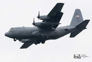 94-7310 United States Air Force Lockheed C-130H Hercules
