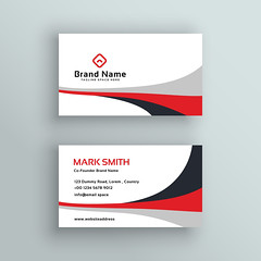 Business Card modern clean business card vector design (Best Designer BD) Tags: business card design vector template corporate professional elegant modern creative visiting brand identity id layout contact graphic abstract office print