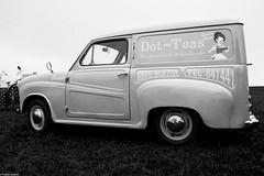 Old Time (PedroLanders) Tags: fivelanes launceston cornwall car van berealston foodtruck