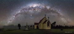 Hope & Faith (hakannedjat) Tags: milkyway milkway astro astrophotography astroscape stars sony sonynz sonya7rii a7rii zeiss newzealand nz nzmustdo nzmustsee