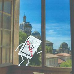 Cash Leap (LittleFears) Tags: fiction flashfiction writing shortstory humour humor funny art illustration doodle