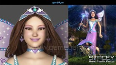 3D Stacey Real Tooth Fairy Cartoon Character Modelling - Gameyan Character Animation Studio (GameYanStudio) Tags: character characteranimation charactermodeling characterdesign animation gamecharactermodeling gamecharacterriggers rigging riggingdesign riggingandanimationservices
