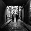 DSCF3011 (::nicolas ferrand simonnot::) Tags: carl zeiss jena q1 flektogon 25 mm f 4 1960 | 6 blades aperture exakta mount paris 2018 noir et blanc monochrome streetphotography city life bw wide angle vintage west germany lens prime fixed length street photography darkness