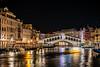 Rialto Bridge, Venice, Italy - Explore May 31, 2018 (P English) Tags: venezia veneto italy it nikon d850 2470 venice ponte vecchio night travel bridge