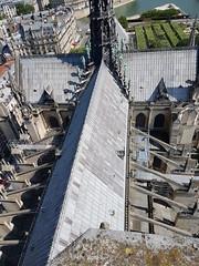 Notre-Dame Cathedral (Donald Morrison) Tags: cathédralenotredamedeparis notredame cathedral church paris france notredamedeparis frenchgothic architecture romancatholic