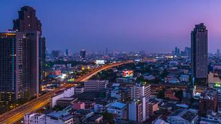 Bangkok   |   Dusk