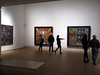 Kunsthalle_USA_16 (Kurrat) Tags: emden kunsthalle museum ausstellung theamericandream realismus ostern ostfriesland
