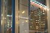 DSCF4185 (Mike Pechyonkin) Tags: 2018 moscow москва house дом man мужчина window окно reflection отражение lamp лампа cafe кафе roadsign road sign дорожныйзнак знак night ночь