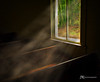 Heavenly Light (James Korringa) Tags: church window light rays beams