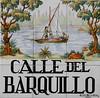 CALLEJERO (PCampayo) Tags: madrid callejero cerámica azulejo mural 2018