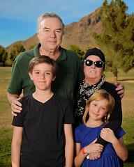 3626 Dan's Family (greyhound rick) Tags: park phoenix arizona granadapark family happy grandparents grandkids nikon nikkor capturenxd alienbees pocketwizard portrait photoshop