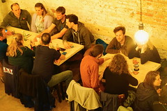 20180414_opening - 80 (BeejVoo) Tags: beer openingparty antwerp antwerpen craftbeer newplace placetobe lamornierestraat newbar sony7s groenkwartier sel85f18