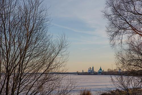 Rostov. Lake Nero.