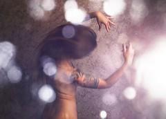 inviting light (kageraw) Tags: dancegirl light multiexposure artphoto free nude moving colorphoto nudegirl dancing