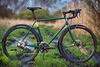 A01_5274 (pilisiecki) Tags: steel gravel bilaminating columbus custom madeinpoland bicycle frontrack rack stainless nierdzewny shimano nitto regal retroshift gevanelle dtswiss