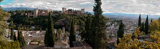 Los cuentos de la Alhambra. Granada.