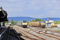 8209 078 Limerick Junction (finnyus) Tags: hobs 8209 ballast 209 078 foyle riverfoyle enterprise translinkni translink