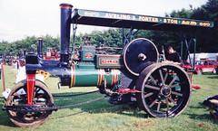 Aveling & Porter Steam Road Roller (SR Photos Torksey) Tags: steam roller road transport traction engine rally show vehicle vintage aveling porter