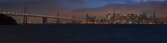 Optimism is the faith that leads to achievement. Nothing can be done without hope and confidence… (ferpectshotz) Tags: sanfrancisco bayarea babybridge goldengatebaycityscape skyline bluehour sunset fog spring water pacific ocean westcoast treasureisland