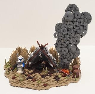 Clone Wars: Jedi Crash
