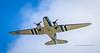 Vintage Cargo Plane (tclaud2002) Tags: plane cargo cargoplane airplane aircraft aviation proppropeller wwii worldwartwo airshow stuartairshow stuart florida usa arial fly flying flight