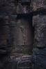 Cracks n' greens - Framed (Ron Jansen - EyeSeeLight Photography) Tags: kjøsterud juv juvet drammen norway spring dark rock wall cliff green shadow light life mood frame framed rocks detail gorge rift fern ferns fresh deep
