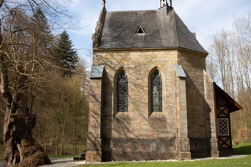 Meinolfuskapelle, Böddeken, EOS M50, EF-M 15-45mm f/3.5-6.3 IS STM @24mm, f22