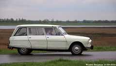 Citroën Ami 8 Break 1974 (XBXG) Tags: 34yd90 citroën ami 8 break 1974 stationcar stationwagen station wagon kombi estate voorjaarsrit 2018 amiverenigingnederland avn citroënami6 citroënami8 citroënami ami6 ami8 n656 krabbenkreekweg sint philipsland sintphilipsland zeeland nederland holland netherlands paysbas vintage old classic french car auto automobile voiture ancienne française vehicle outdoor