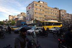 Teheran - Links vor rechts vor rechts vor links (hyperfantastisch.de) Tags: iran persien persia