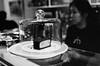 Cover Me (george.bremer) Tags: bakery cafe cake covered dessert epson film filmferrania glass olympus om2n p30 platter rodinal scan servibg sherryb standdevelopment v750