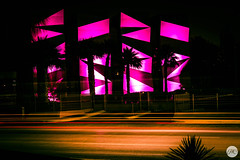 Fechac 1 (Humberto Caldera) Tags: color colorfull colores building doom timelapse exposition car ligth night
