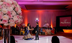Moon+Palace+Cancun+-+Real+South+Asian+Wedding,+Hema+&+Samir (13) (Exquisite Vacations Inc - Travel Agency) Tags: moonpalacecancun southasian wedding human people person stage