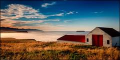 The Cowshed - Eyvík (niggyl (well behind)) Tags: fjörðurpeninsula tjörnes greenlandsea northiceland norðausturland iceland ísland inspiredbyiceland island cloudporn icelandiclandscape fujinon breathtakinglandscapes luminar2018 landscape cloudsstormssunsetssunrises fujifilm fujifilmxt2 fujixt2 xt2 fujinonxf182r fujixf182r xf182 húsavik