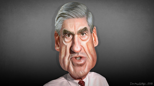 Robert Mueller - Great investigator; Lousy witness.