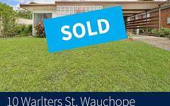 10 Warlters Street, Wauchope NSW